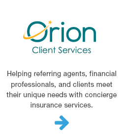Orion client services.